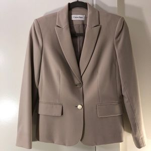 *NEVER WORN* Calvin Klein Skirt & Suit Jacket Set